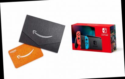 The Nintendo Switch Black Friday Deals You've Been Waiting for Are Finally Here
