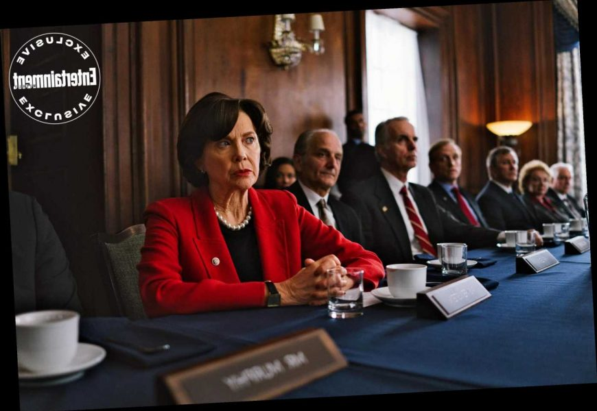 How Annette Bening became Dianne Feinstein in The Report
