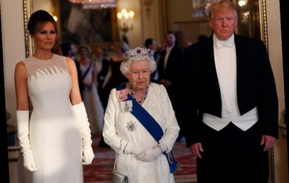 Donald Trump will meet Queen in London visit just DAYS before December general election