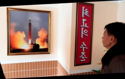Seoul: North Korea fired an unidentified projectile