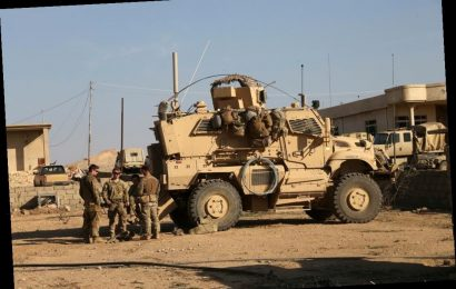 Rockets fired on Iraq base with US troops, no one injured, Pentagon says