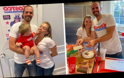 Family's Costco-themed party for son's first birthday goes viral