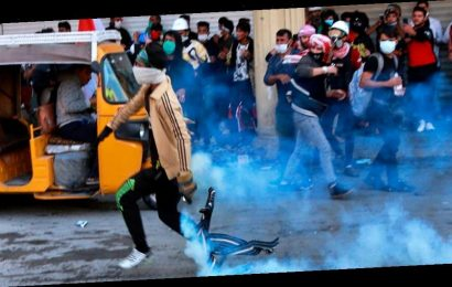 Iraq shaken by one of its 'worst' days of protests; at least 13 killed