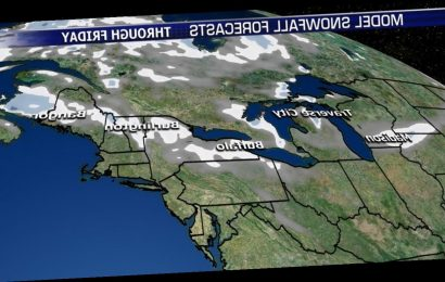 Midwest, Northeast to see 'measurable snowfall' as storm system gives winter preview