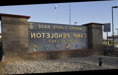 Arrests of 16 Marines in formation at Camp Pendleton for human smuggling ruled unlawful: reports