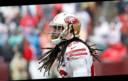San Francisco 49ers' Richard Sherman theorizes why he was penalized 3 times in win
