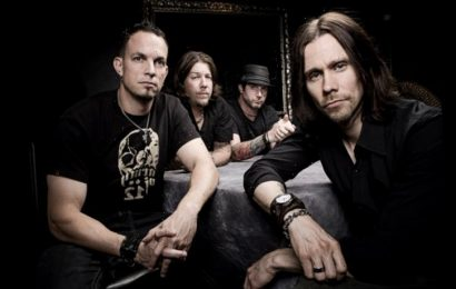 Alter Bridge Earn First Top Rock Albums No. 1 With 'Walk The Sky'