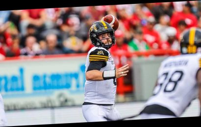 Argonauts at Tiger-Cats odds: Hamilton getting double-digit points at home