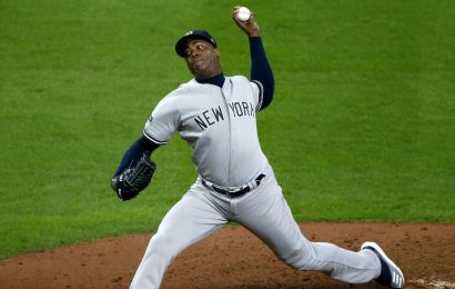 Aroldis Chapman and the Yankees Agree to Contract Extension