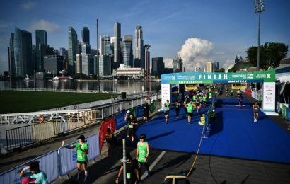 Athletics: Road closures from 1pm as Standard Chartered Singapore Marathon prepares for first evening flag-off