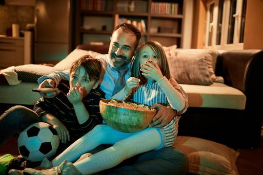 Bill Linnane: 'Why movie nights are the one thing uniting the family'