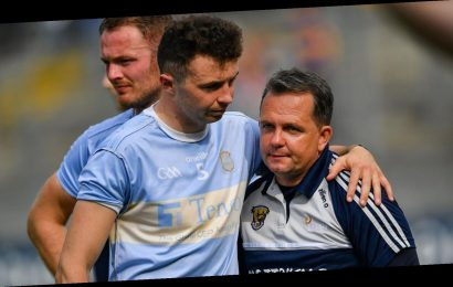 Rory O'Connor says Wexford weren't worried by Davy Fitzgerald's Galway link