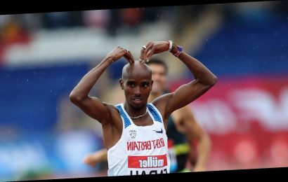 Mo Farah to defend Olympic 10km title at Tokyo 2020 after returning to track