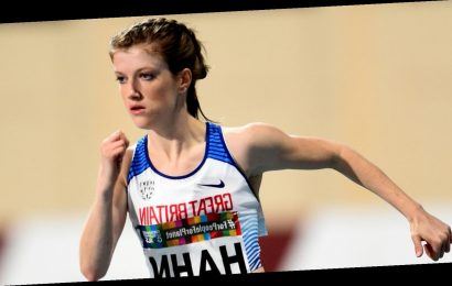 World Para-Athletics Championships: Sophie Hahn improves her own world record to claim T38 200m title