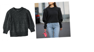 78 Ways to Style a Black Sweater — Plus, Shop Our Favorites For $37 or Less