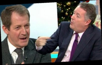 'You want to STOP Brexit!' Piers Morgan EXPLODES at Campbell in furious row 'You LOST!'