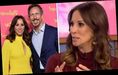 Andrea McLean: 'Is everything alright?' Loose Women star in surprising marriage admission