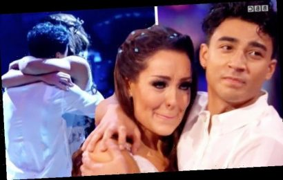 Strictly Come Dancing 2019: Amy Dowden breaks down in tears over emotional Showdance