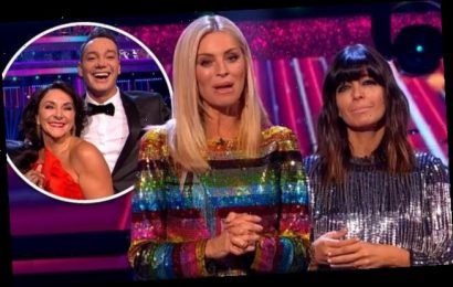 Strictly Come Dancing: Fans furious after technical glitch hits votes