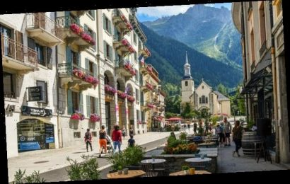 Russian spies used French Alps 'as a base camp for covert operations'