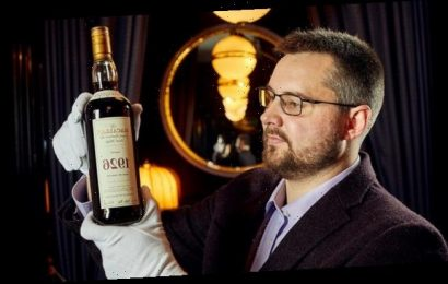 World's largest private Scotch collection 'to fetch up to £8million'