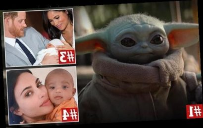 Baby Yoda was the most Googled baby of 2018