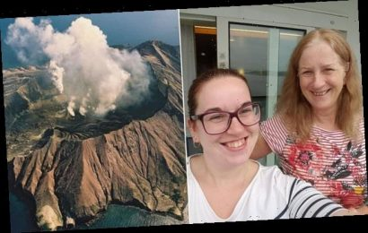 UK mother and daughter 'badly burned' in New Zealand volcano disaster