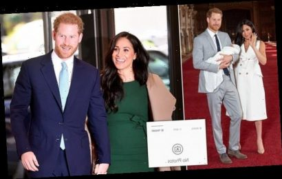 Harry and Meghan STOP fans seeing tagged photos of them on Instagram