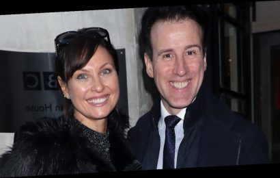 Strictly's Emma Barton says training with Anton Du Beke was pain in the bum