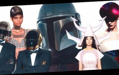 The Mandalorian is Proof That Helmets Have Always Been Sexy