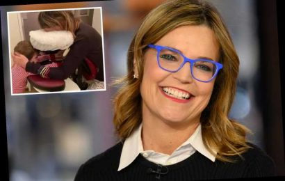 Today star Savannah Guthrie recovers from surgery for 'massive tear' in retina and takes break from show – The Sun