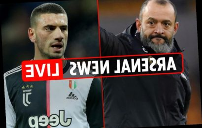 2pm Arsenal news LIVE: Man Utd and Chelsea in Demiral race, Nuno Espirito Santo eyed as next manager, Man City build-up – The Sun