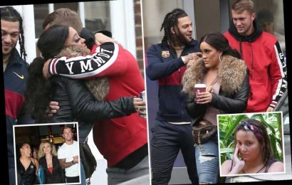Jacqueline Jossa's husband Dan Osborne has secret meeting with model Natalie Nunn to beg her to deny threesome claims – The Sun