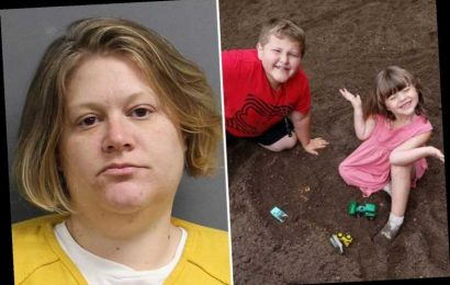 Mom 'had sex with dog, hanged kids, 8 and 4, with pet's leash and claimed it was suicide' – The Sun