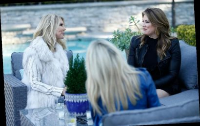 'RHOC': Emily Simpson Shades Vicki Gunvalson After She Takes Issue With an Age Comment
