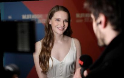 Morfydd Clark Joins Amazon's 'Lord of the Rings' Series