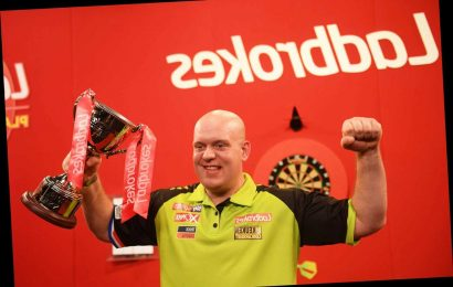 World Darts Championship: Free £20 sign-up offer with Ladbrokes – The Sun