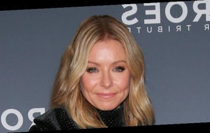 Kelly Ripa Had Her Earlobes Surgically Corrected