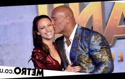 Dwayne 'The Rock' Johnson jokes he had early wedding to 'fit in 8am workout'