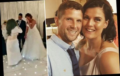 Groom's 'crazy ex-girlfriend' crashes wedding wearing white BRIDAL GOWN screaming 'it should have been me' – The Sun