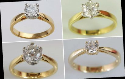 Can YOU tell the difference between a £21,400 engagement ring and its £100 dupe? – The Sun