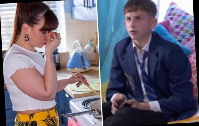 12 Hollyoaks New Year spoilers including first look at tragic knife attack aftermath