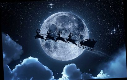 Santa tracker 2019: Nasa reveals how to see Father Christmas' sleigh for three minutes on Christmas Eve – The Sun