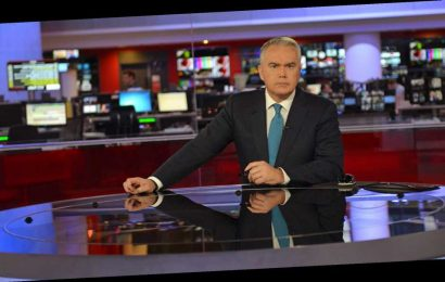 Huw Edwards hits back at BBC election bias claims blaming 'toxic cynicism' – The Sun