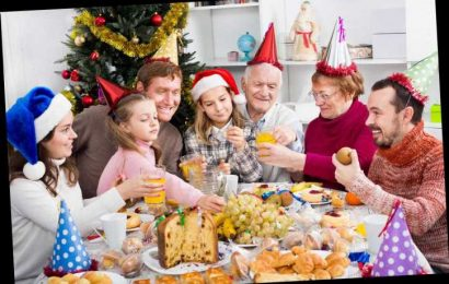 Brits spend £1,000 each on Christmas with cost of presents, food and outfits for parties mounting up – The Sun