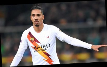 Solskjaer confirms Chris Smalling will return to Man Utd after Roma loan as he rules out permanent transfer – The Sun