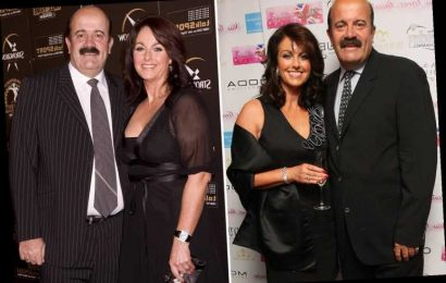 Snooker ace Willie Thorne's Miss Great Britain wife's heartache at finding texts from another woman on his phone