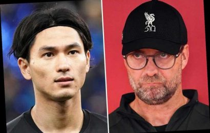 Takumi Minamino transfer to Liverpool confirmed with Japanese ace targeting Champions League and Premier League titles – The Sun
