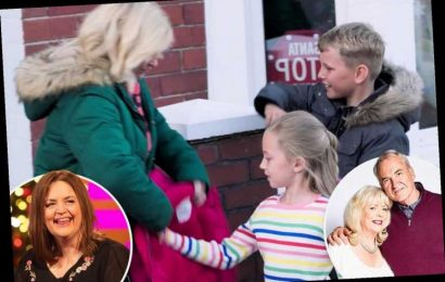 Ruth Jones confirms Gavin and Stacey's kids WERE named after the royal family – because of mum Pam