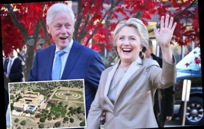 Jeffery Epstein was Bill Clinton's closest 'celebrity mate' and stayed with Hilary at his New Mexico ranch, says worker – The Sun